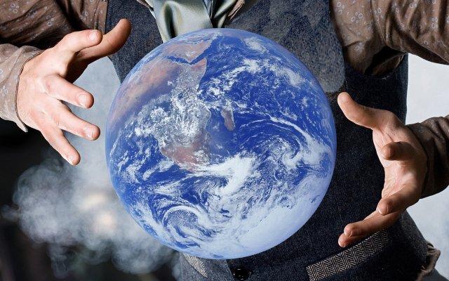 La terre entre nos mains par Le Disparu.