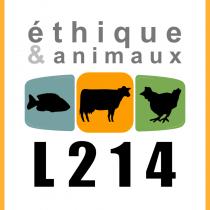L214 : une organisation de défense animale.