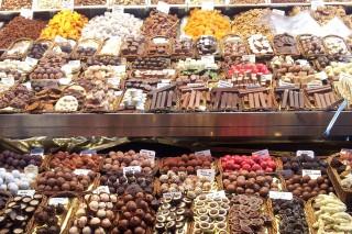 Bonbons & chocolat par Philou.